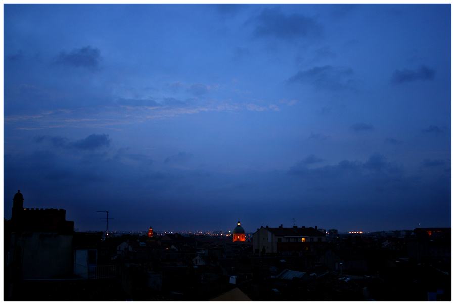 Blue Toulouse