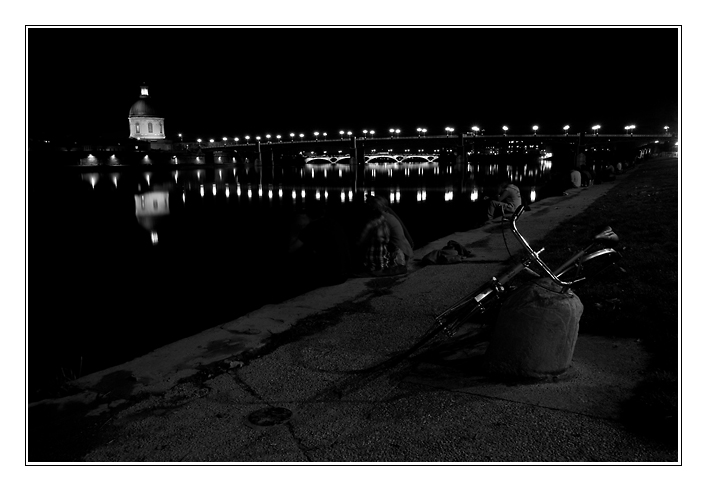 Toulouse by night nbw1