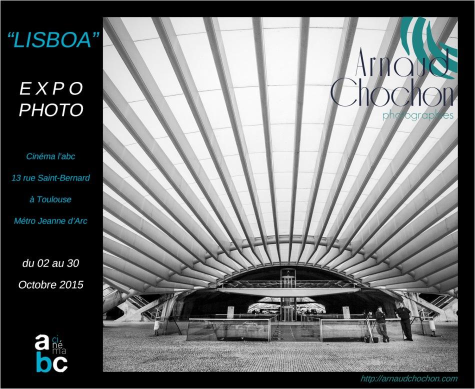 Affiche Lisboa ABC